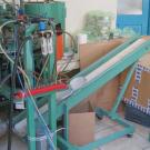 maszyna w małej fabryce do cukierków